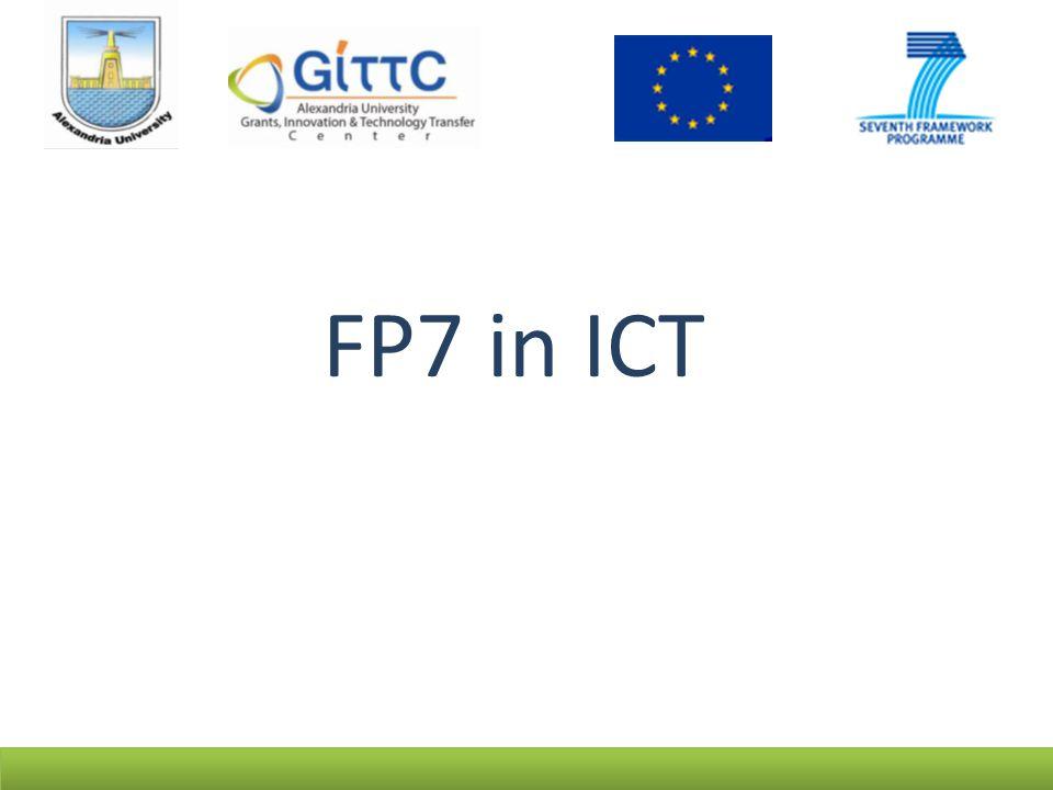 FP7 in ICT