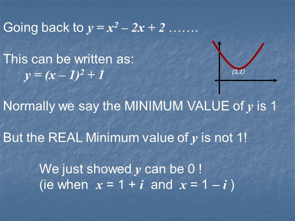 AUTOGRAPH VERSION. y = x² y = x²