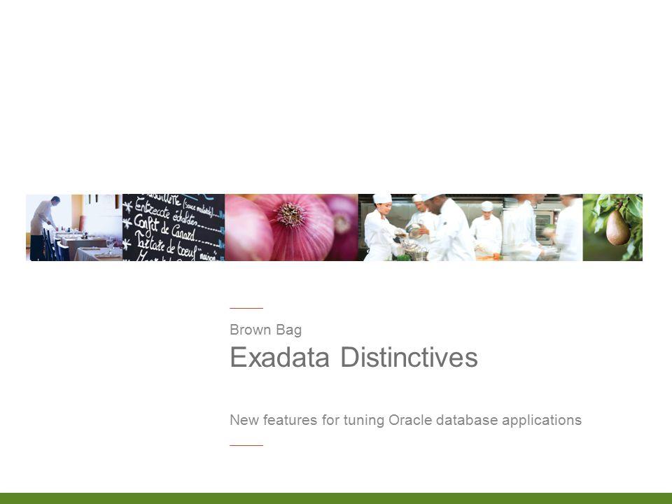 What is Exadata.
