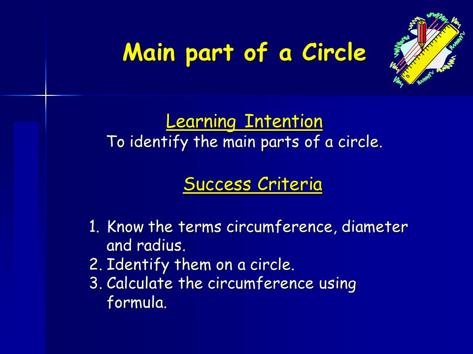 Introduction to circles Area examples Let's investigate… Circumference Circumference examples Area of a circle The Circle