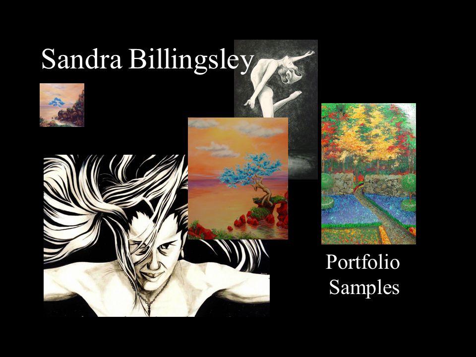 Sandra Billingsley Portfolio Samples