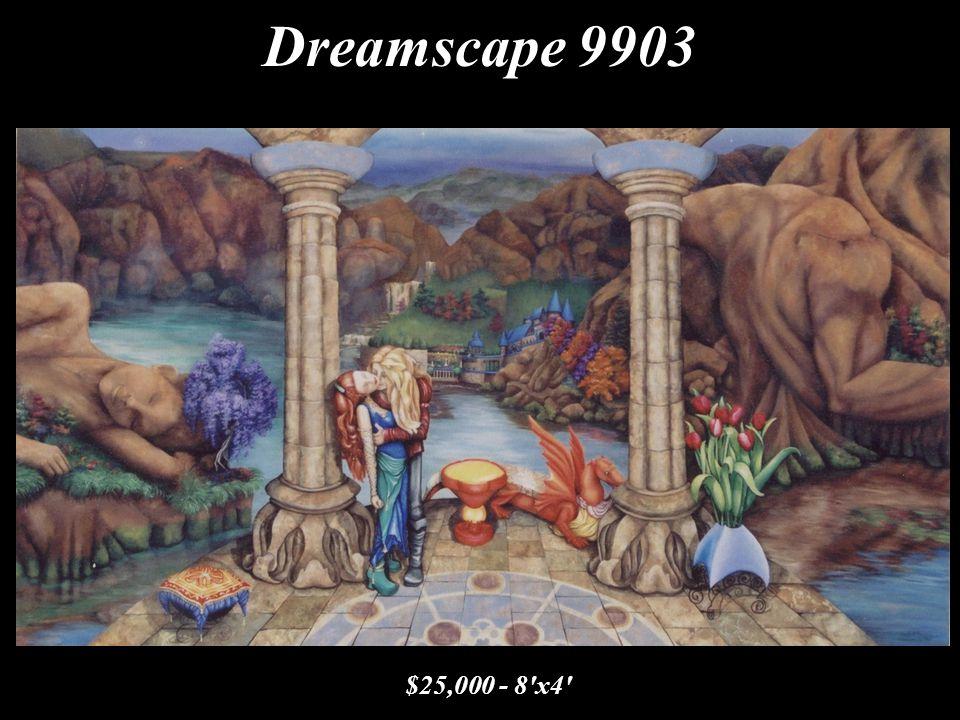 Dreamscape 9903 $25,000 - 8'x4'