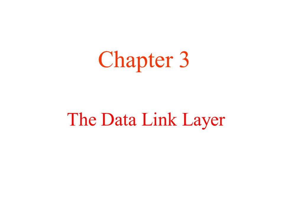 3.1.3 Error Control Feedback Receiver sents positive or negative acknowledgements to sender Timers To dealt with frame or the acknowledgement lost Sequence Numbers To prevent receiver passing the same frame to the network layer more than once