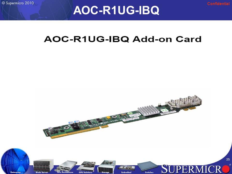 Confidential AOC-R1UG-IBQ 25