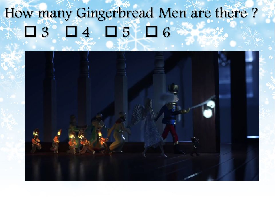 Who is the first to climb down the rope ?  the fairy  the tin soldier  the Gingerbread man  the dwarf