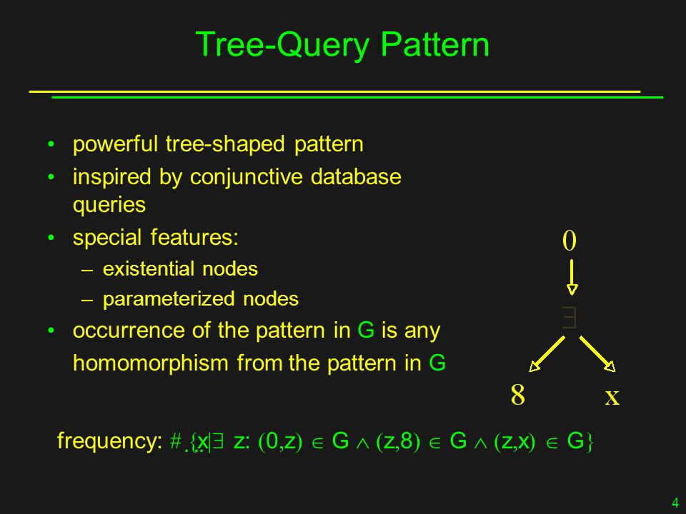65 Future work Serious scientific data mining Loosen restriction to trees