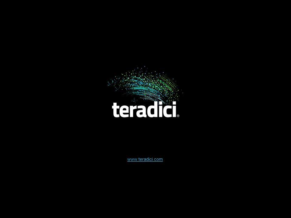 © 2013 Teradici Corporation. www.teradici.com