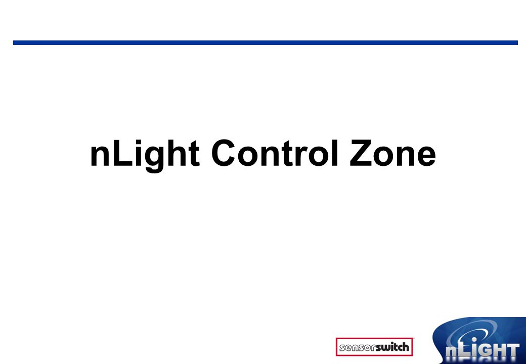 nLight Control Zone