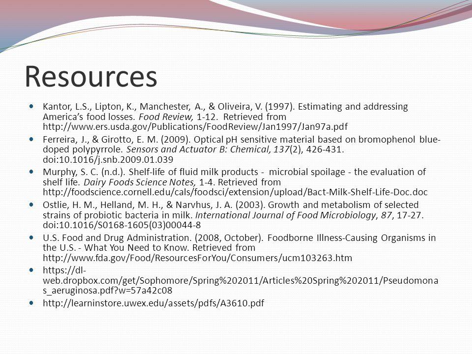 Resources Kantor, L.S., Lipton, K., Manchester, A., & Oliveira, V.