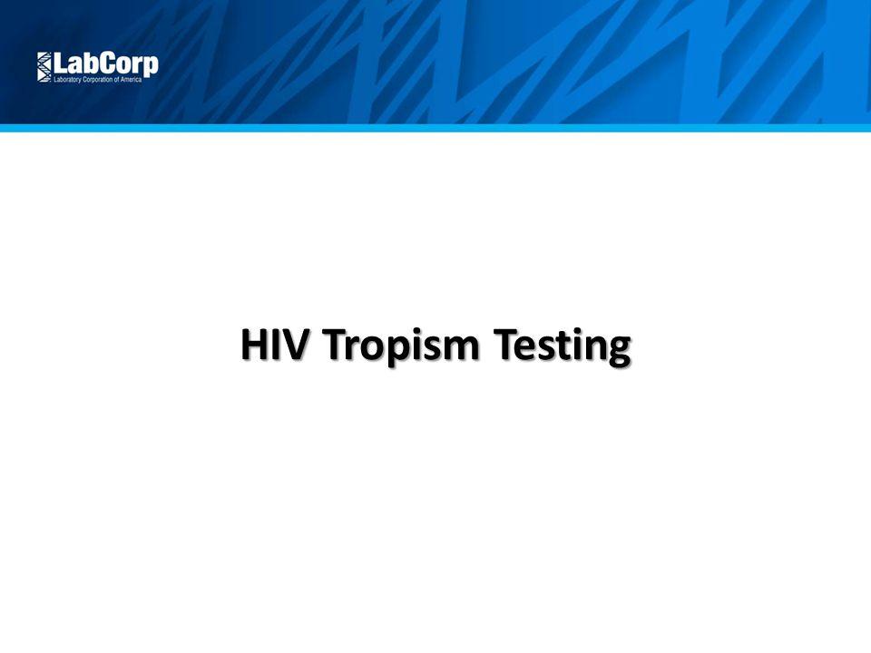 HIV Tropism Testing