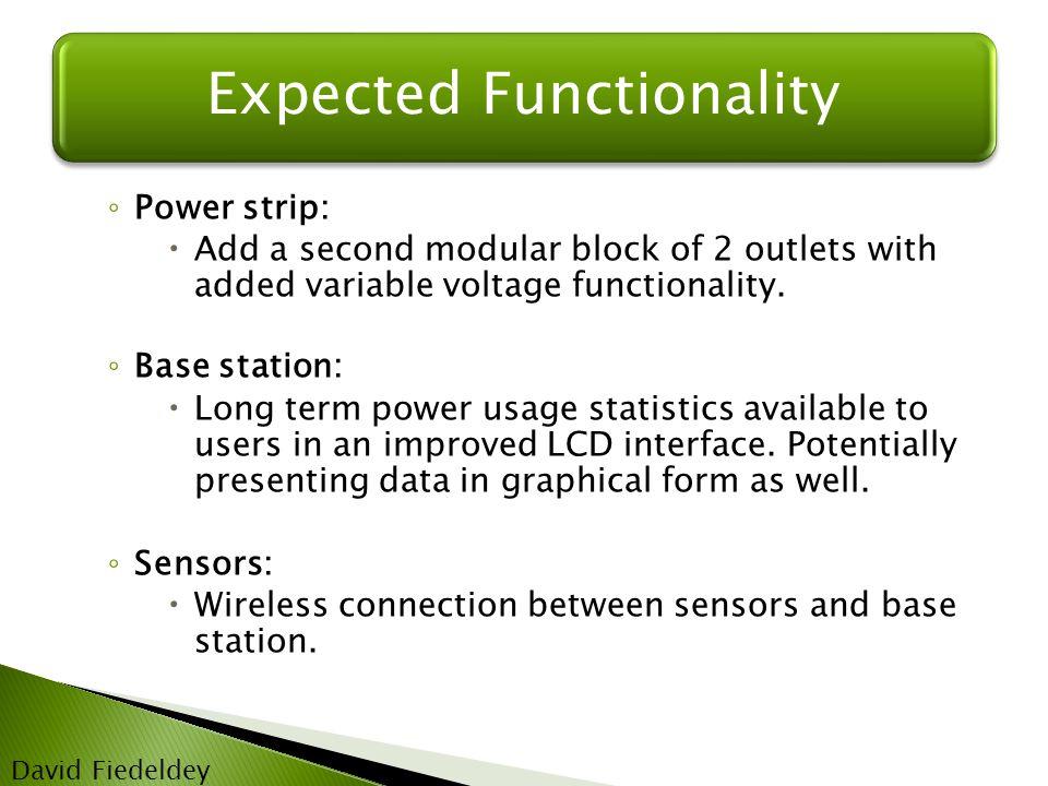 General Sensor Circuit Michael Badaracca