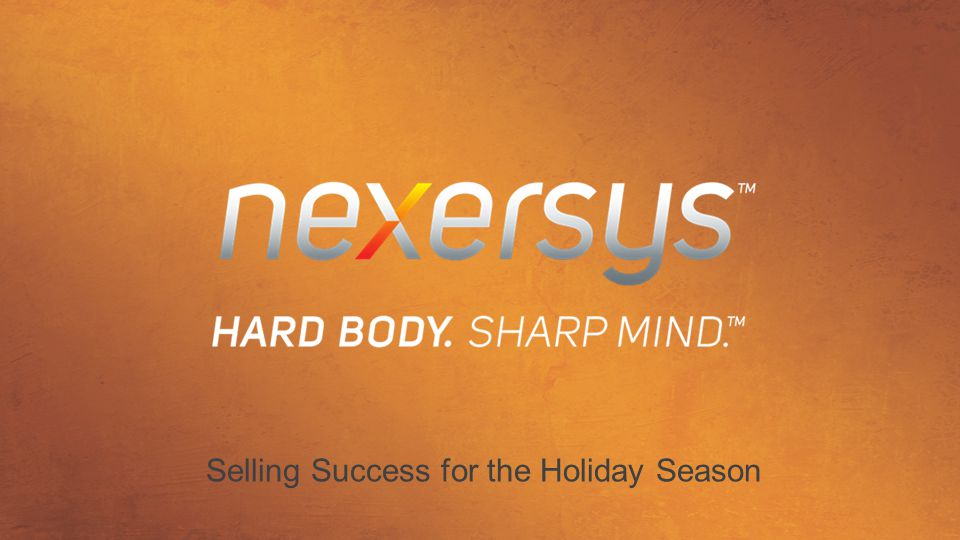 Nexersys Commercial Model 12 The Nexersys Commercial model is engineered and designed for the commercial fitness environment to withstand dozens of users each day.