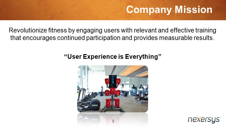 About Nexersys 6 Intelligent and interactive full body functional, high impact cardio workouts.