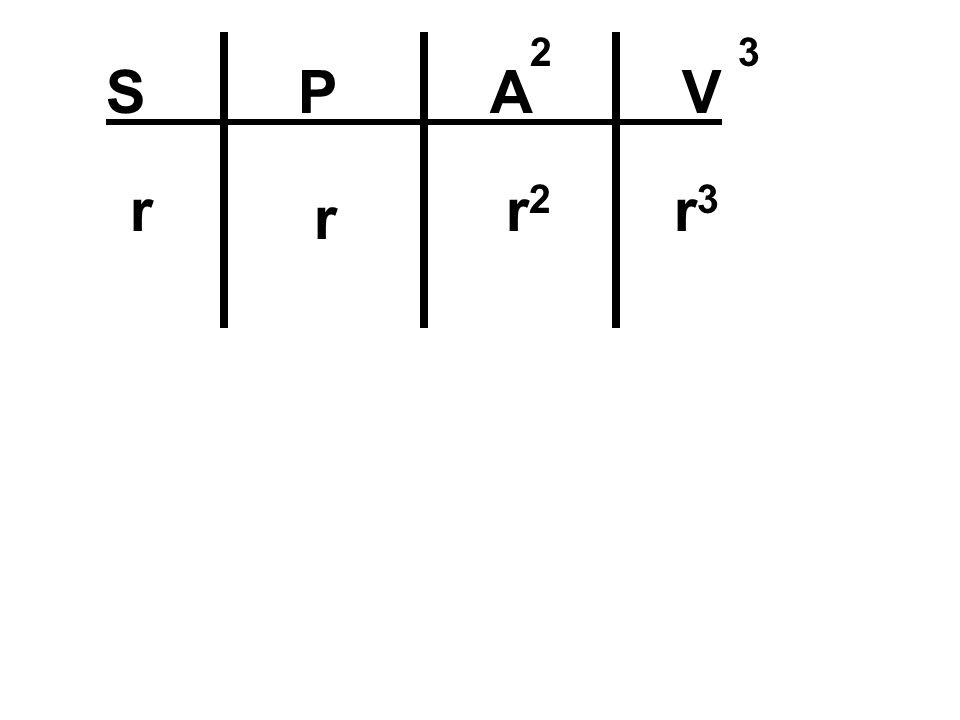 SPAVSPAV r r r2r2 r3r3 2 3