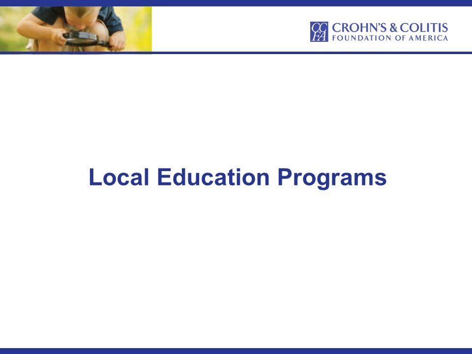 Local Education Programs