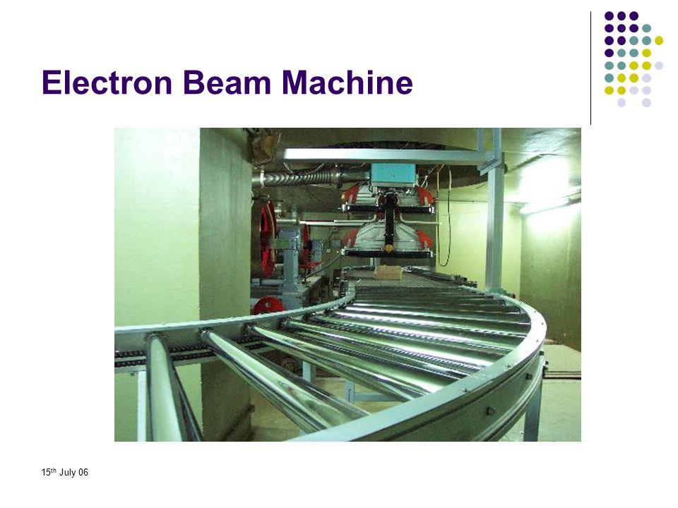 Electron Beam Machine
