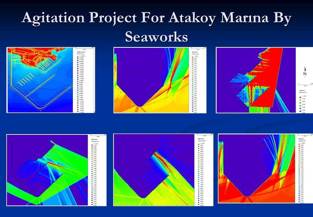 Agitation Project For Atakoy Marına By Seaworks