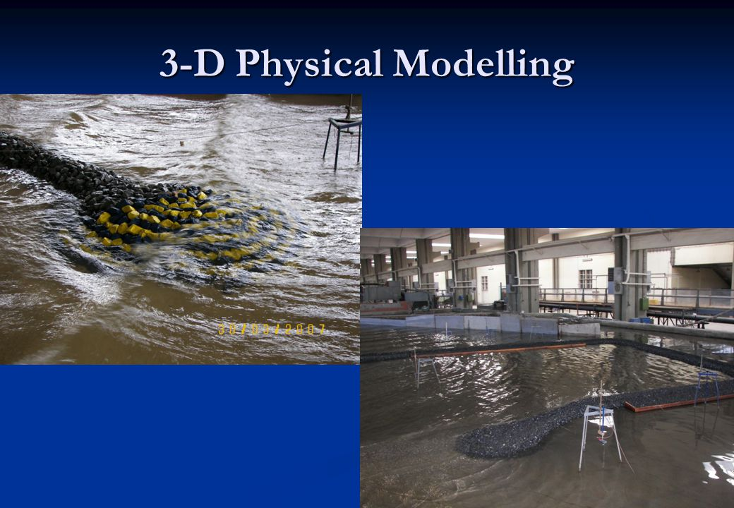 3-D Physical Modelling