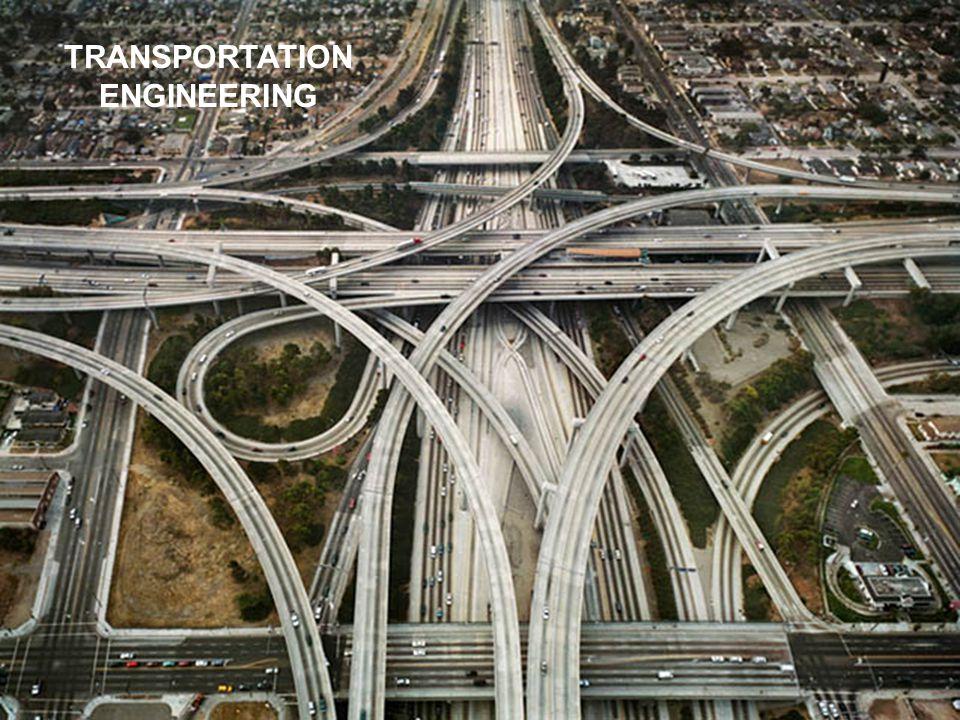 TRANSPORTATION ENGINEERING