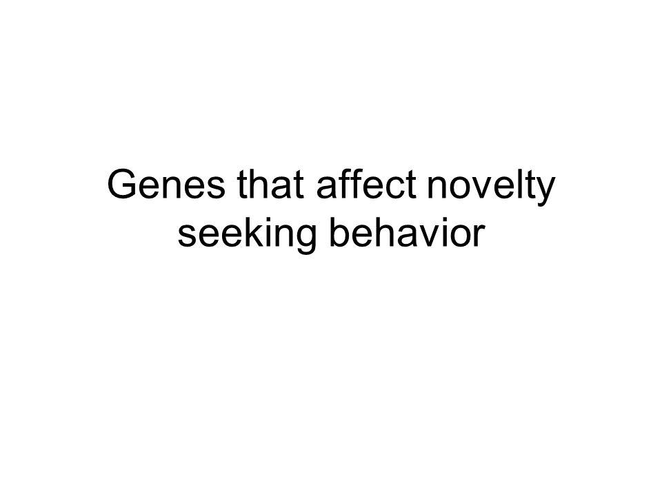 No association between dopamine D4 receptor gene exon III and -521C/T polymorphism and Novelty Seeking A.