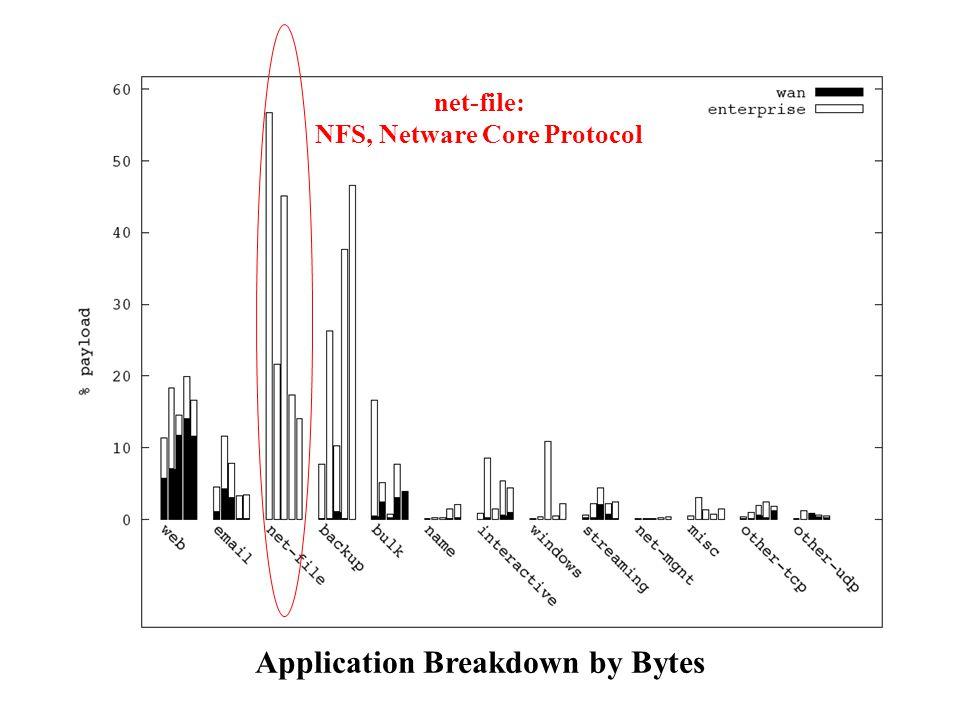 net-file: NFS, Netware Core Protocol