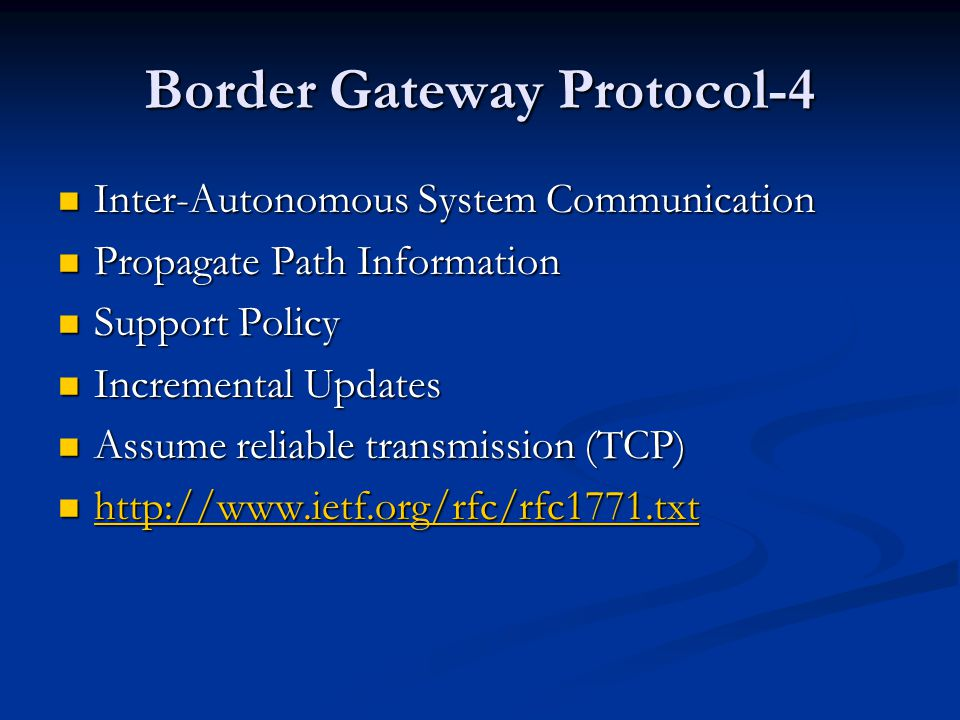Routing Protocols Inside Autonomous System: Embrace the Freedom.