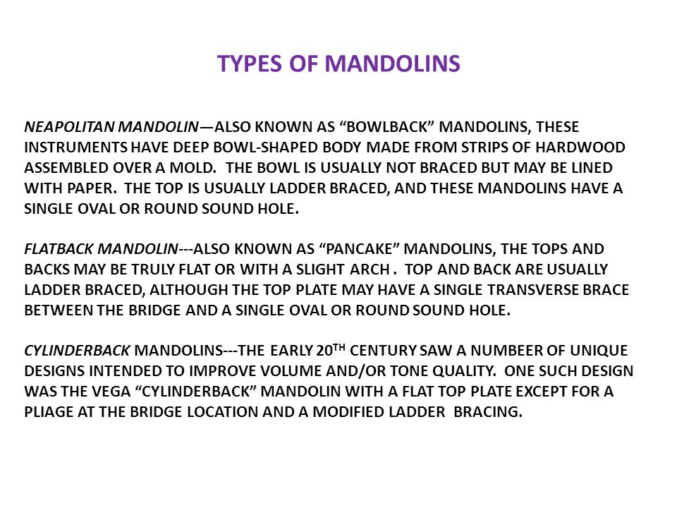 FREQUENCY RESPONSE ACCELERANCE OF MANDOLIN (upper) AND MANDOLA (lower)