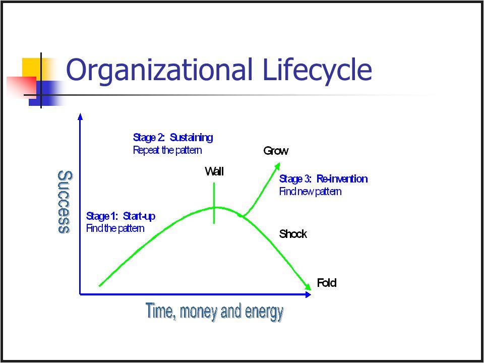 Organizational Lifecycle