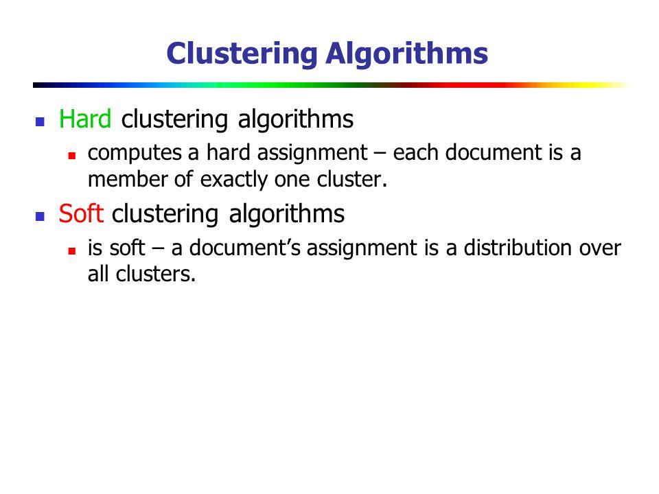Navigating search results (2) 按 sense of a word 对 documents 聚类 对搜索结果 (say Jaguar, or NLP), 聚成相关的文档组 可看作是一种 word sense disambiguation