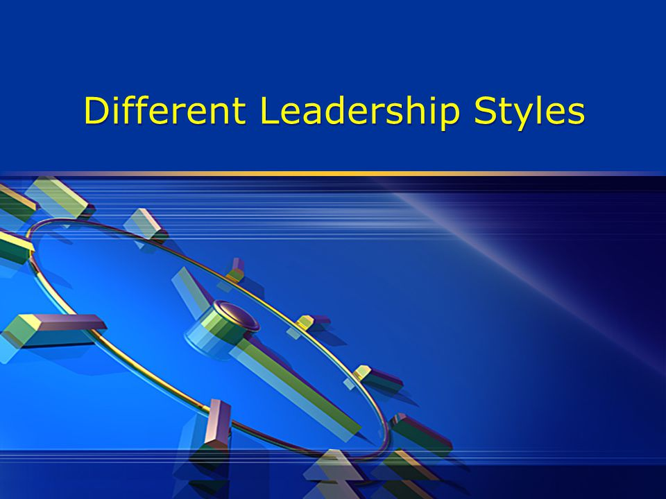 What is a Leadership Style.