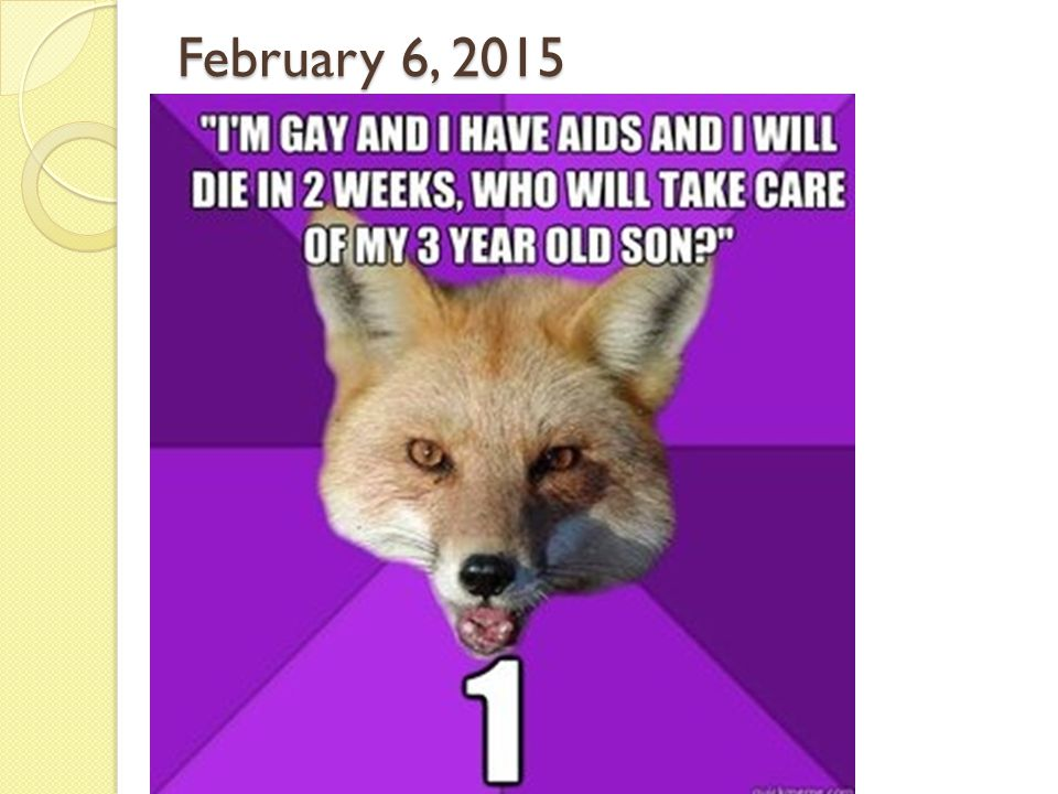 February 6, 2015