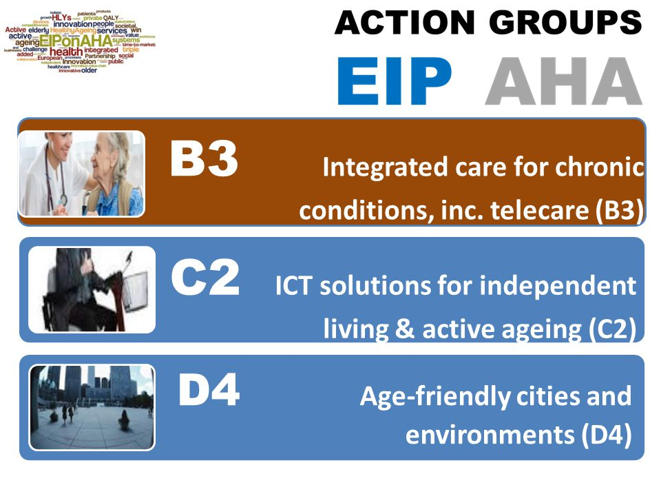 B3 Integrated care for chronic conditions, inc.