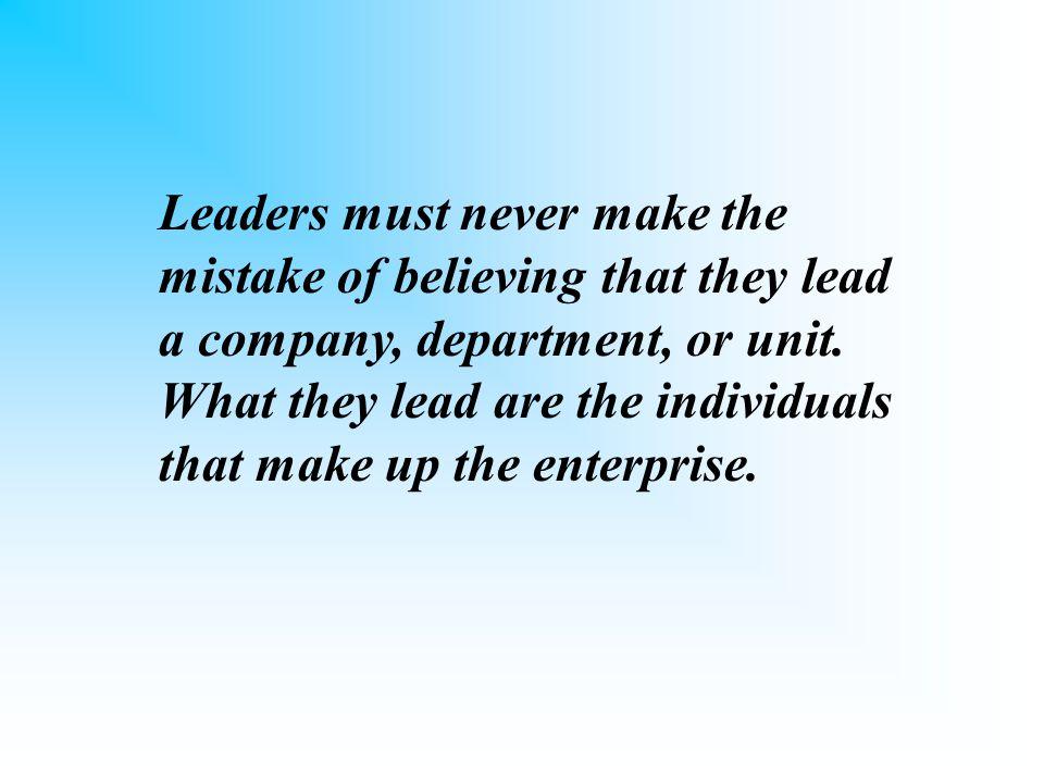 How do you Develop World Class Leadership.