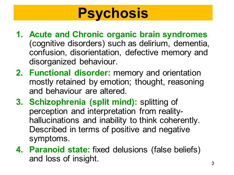 Schizophrenia What is the present Pathophysiology? 24