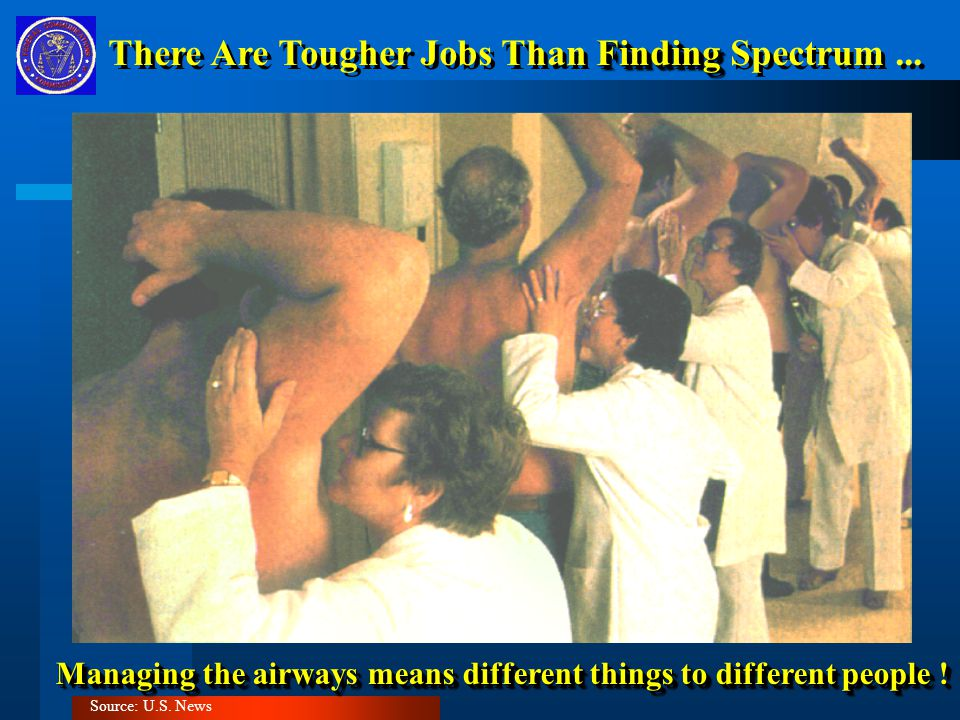 Managing the airways means different things to different people .