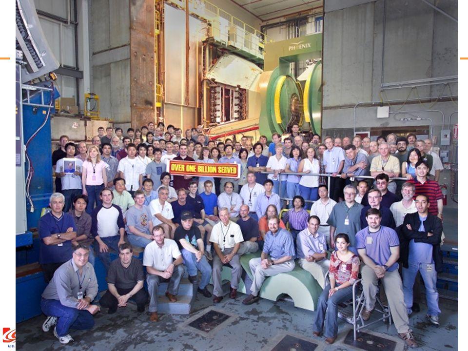 MJT-Seminar-ETHZ-Oct 2004M. J. Tannenbaum 8/78 RHIC: RHI+polarized p-p collider 2  10 11 Pol.