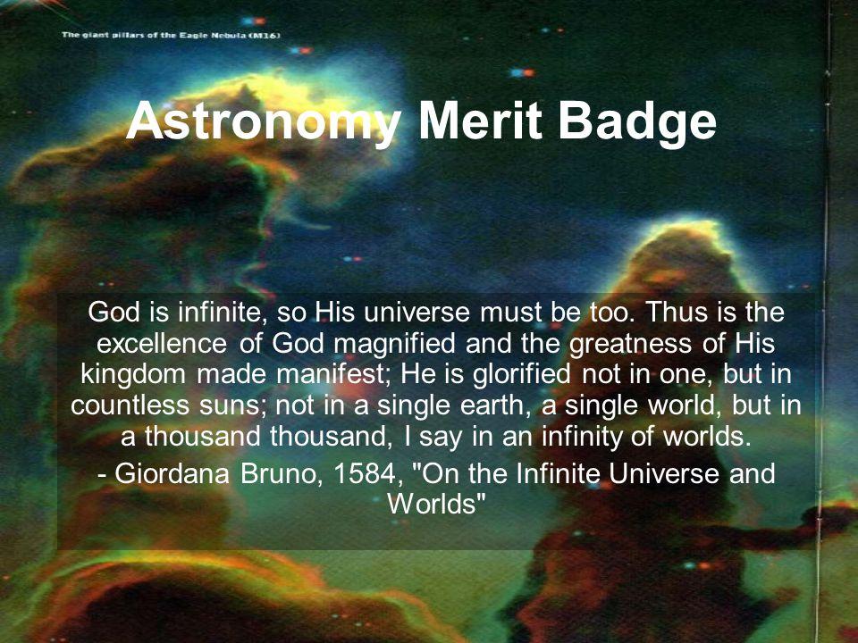 Galaxies Astronomy Merit Badge