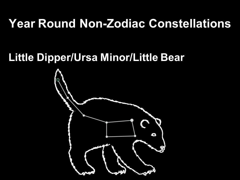 Ursa Minor Little Bear Myth MinorLittle Bear