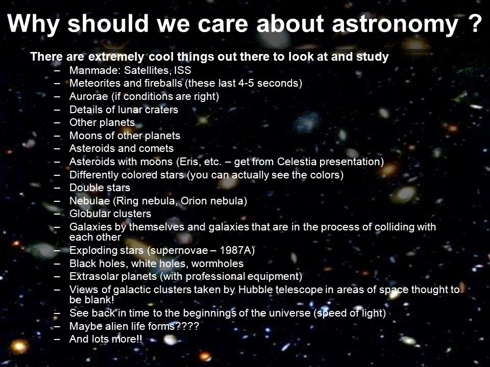 Observation Requirements In order to really understand astronomy (and complete this badge), you'll have to do some of the same things that professional astronomers do - You'll watch the sky and record what you see.