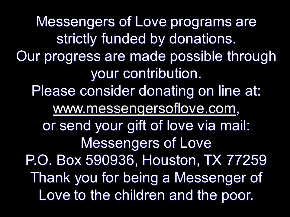 Messengers of Love visits Messengers of Love visits Sponsor an orphan & a poor student Sponsor an orphan & a poor student Christmas and Tết gift givin