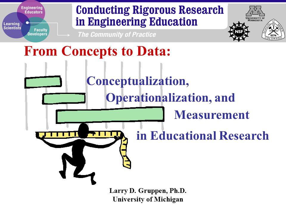 Larry D. Gruppen, Ph.D.