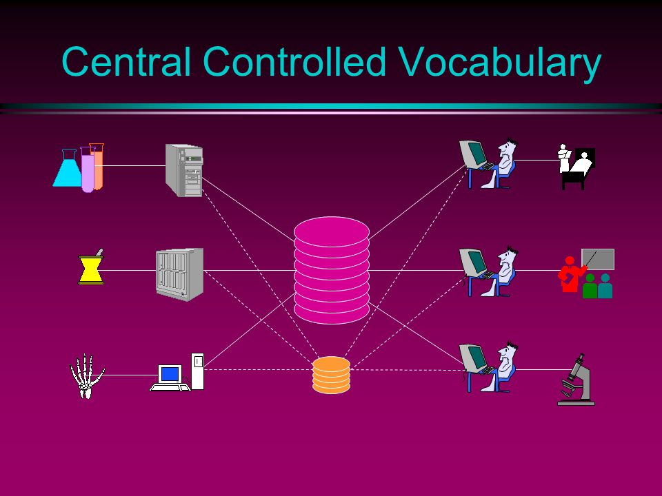 Central Controlled Vocabulary