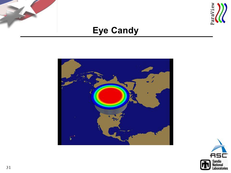 31 Eye Candy
