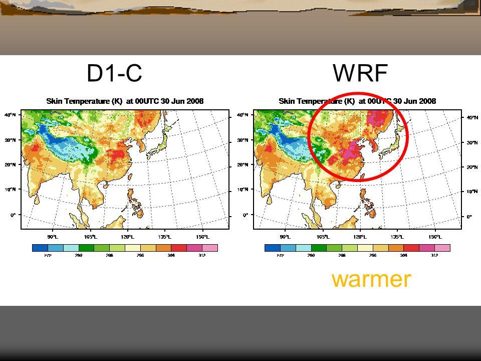 D1-CWRF warmer