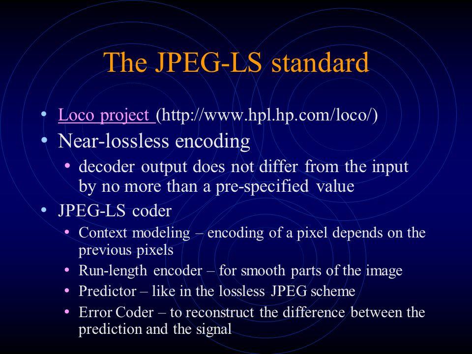 Network-Aware Formats A tradeoff problem Compression efficiency vs.