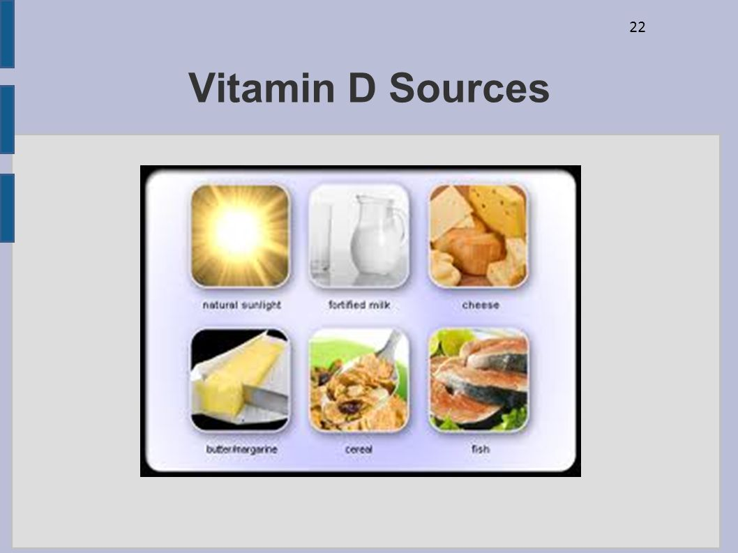 22 Vitamin D Sources