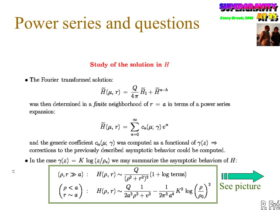 Power series and questions See picture