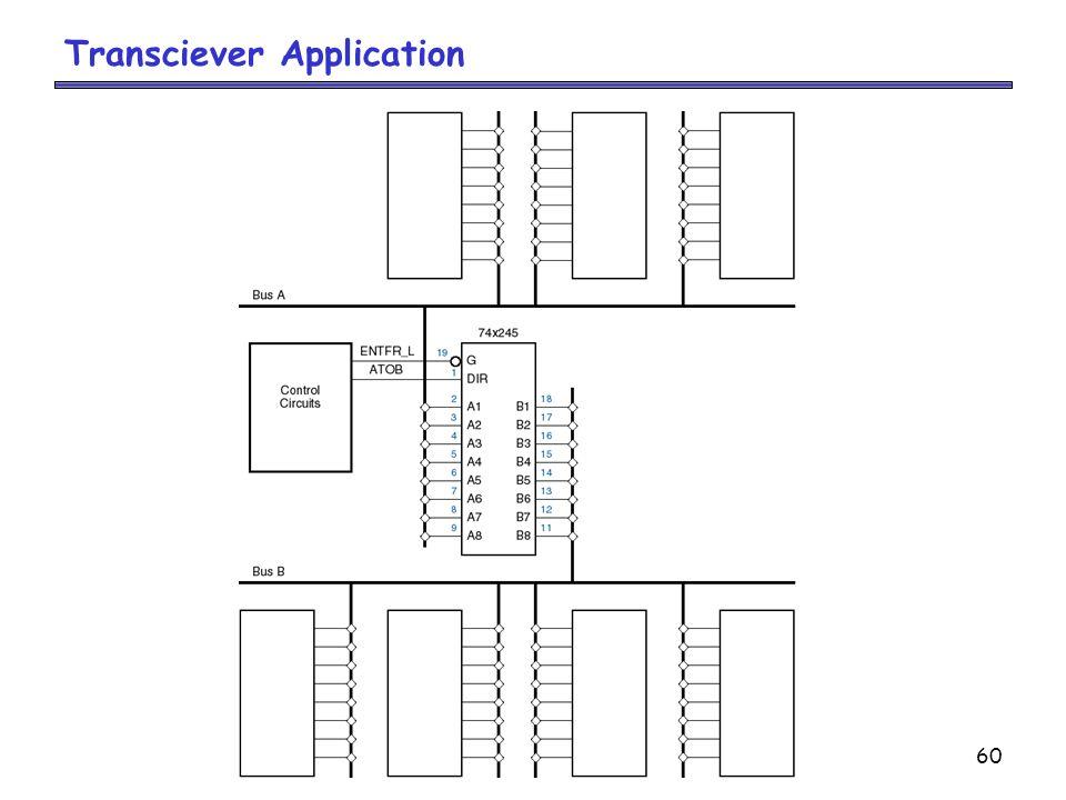 60 Transciever Application