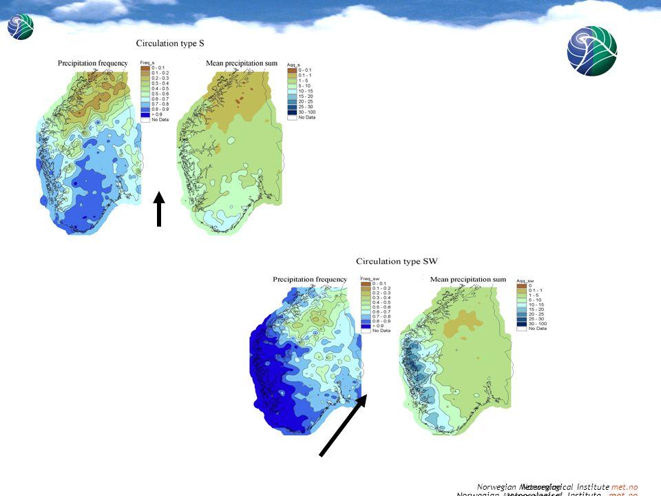 Norwegian Meteorological Institute met.no