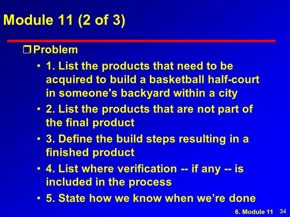 34 Module 11 (2 of 3) rProblem 1.